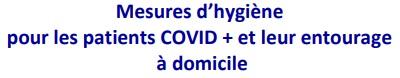 Mesures dhygiène