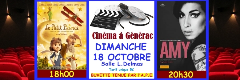 cinema octobre 2015