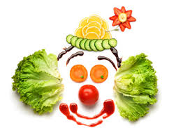 Clown salade