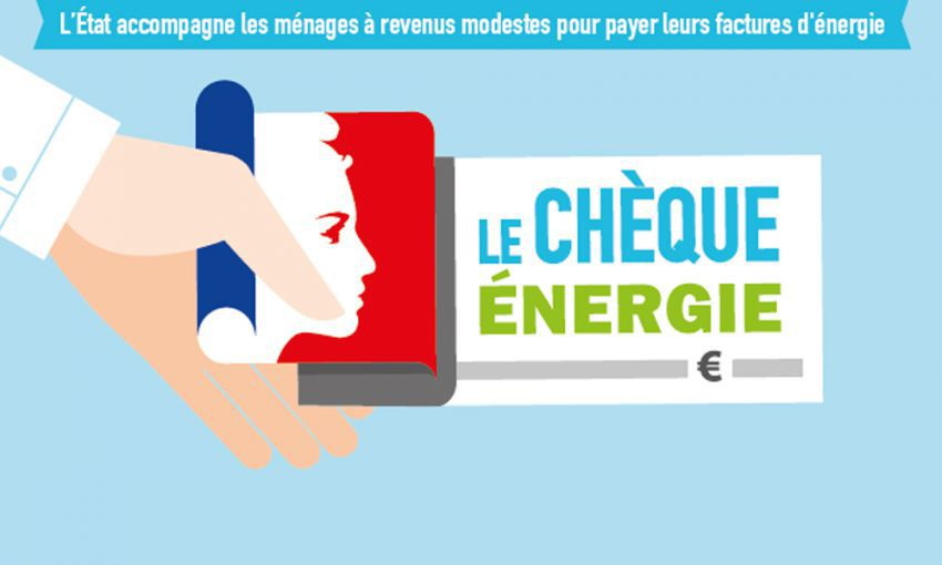 CHEQUE ENERGIE