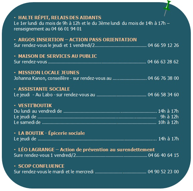 Permanences CCAS 4