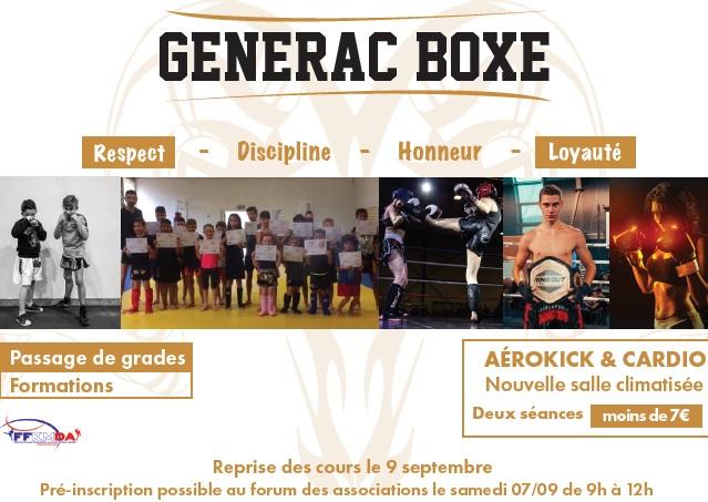 SPORTIVE BOXE