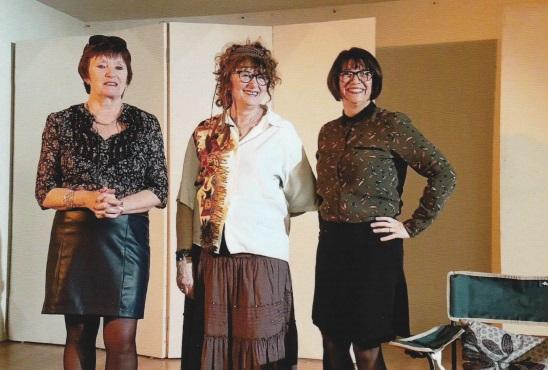 3 dames